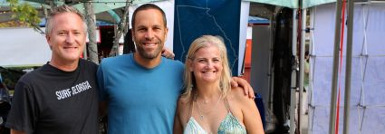 Jack Johnson in Atlanta with Surfrider Foundation Georgia | September 30, 2017