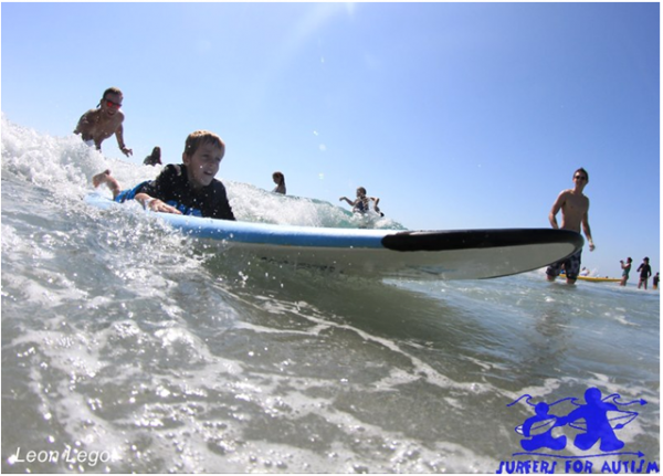 Surfers For Autism 2013
