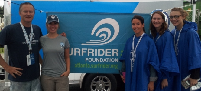 Surfrider and VW