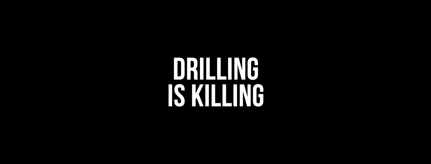 Stop Drilling in Georgia – Drilling is Killing